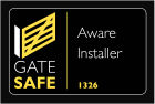 Registered Gate Safe Installer